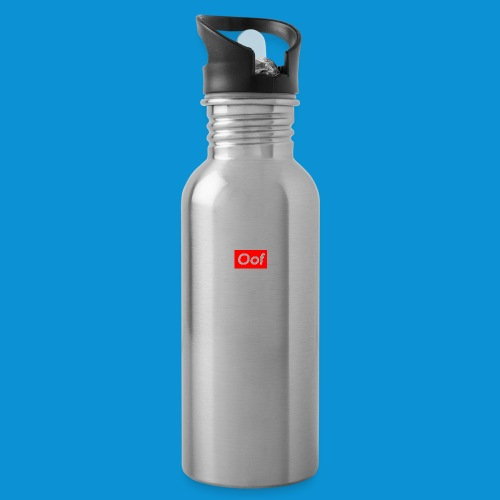 OOF supreme - Water Bottle