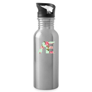 AE Floral design - Water Bottle