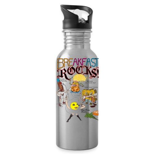 Breakfast Rocks! - Water Bottle