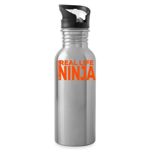 RLN Logo 2019 Orange - Water Bottle