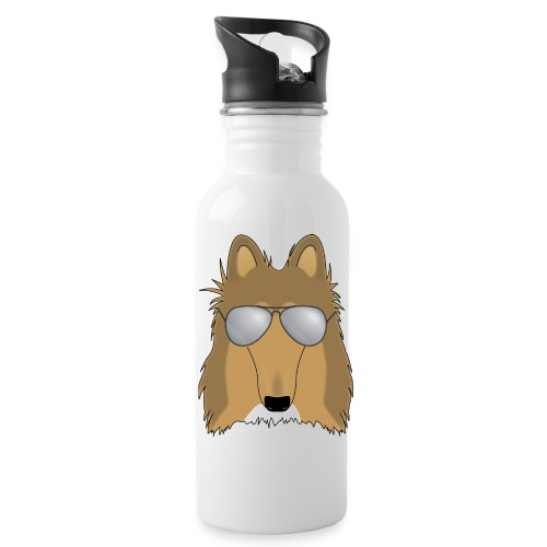Cool Collie - Water Bottle