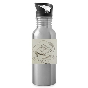 The Perfect Rose - Water Bottle