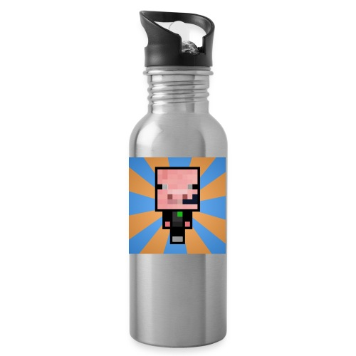 Agent_Pig64 Avatar - Water Bottle