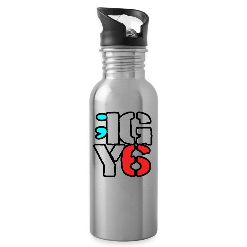 Team IGY6 Gaming Official - Water Bottle