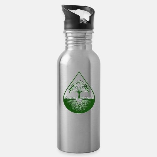 tshirtbig logo green2 png - Water Bottle