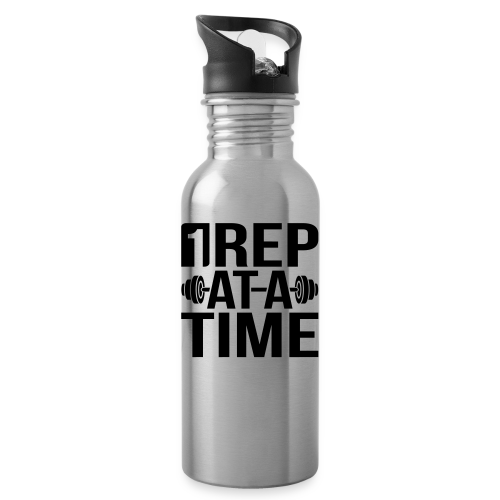 1Rep at a Time - Water Bottle