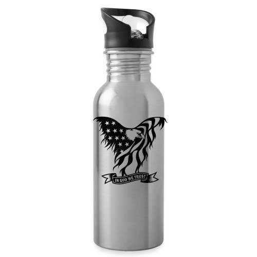 eagle trust - Water Bottle