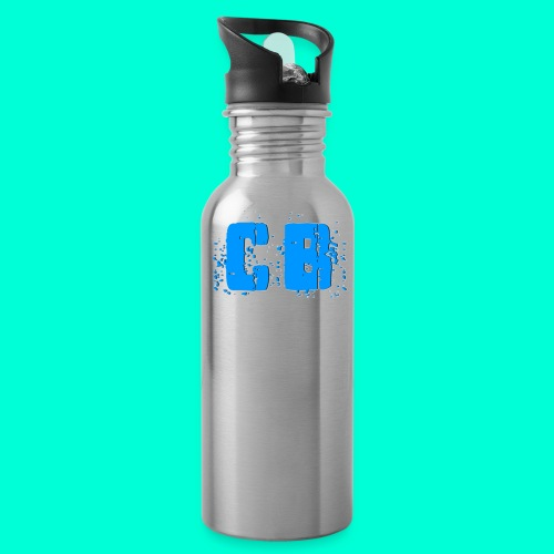 Transparent bacon logo png - Water Bottle