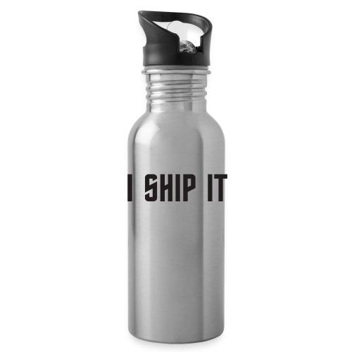 I Ship It Trek Shirt - Water Bottle