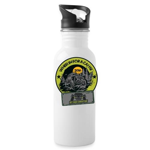 Wheeling Event Design - Water Bottle