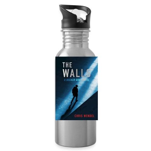 EBOOK the walls clar c design jpg - Water Bottle
