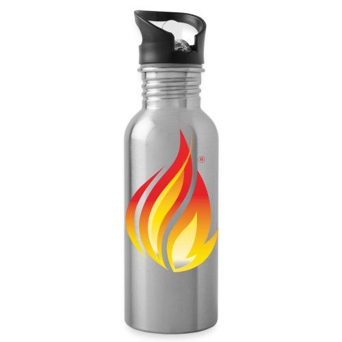 HL7 FHIR Flame Logo - Water Bottle