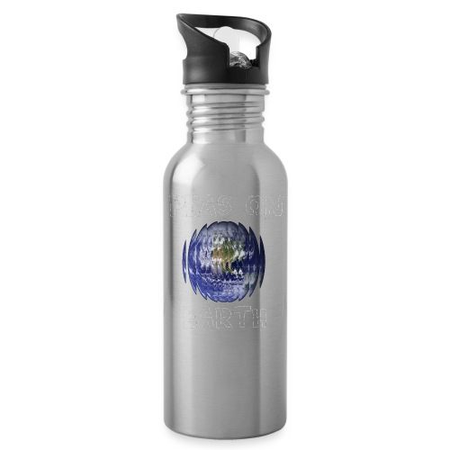 Peas on Earth! - Water Bottle