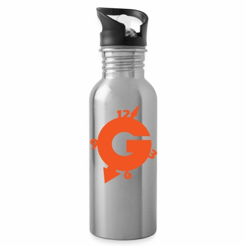 NEW GOZOTIME LOGO solo 2018 C - Water Bottle