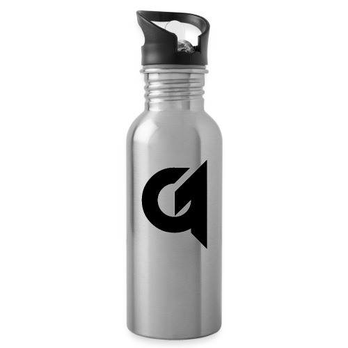Official Godz Clan Logo V2 - Water Bottle