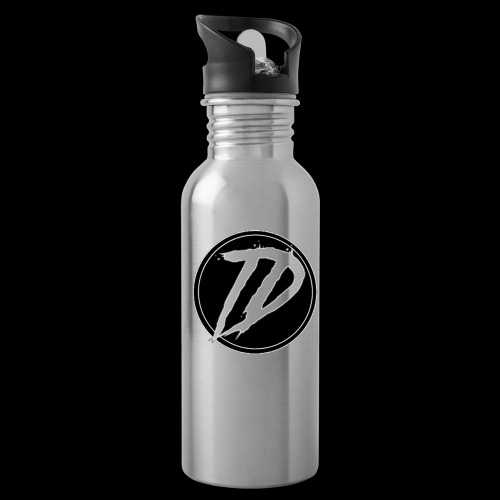 Team DEBUG Logo - Water Bottle