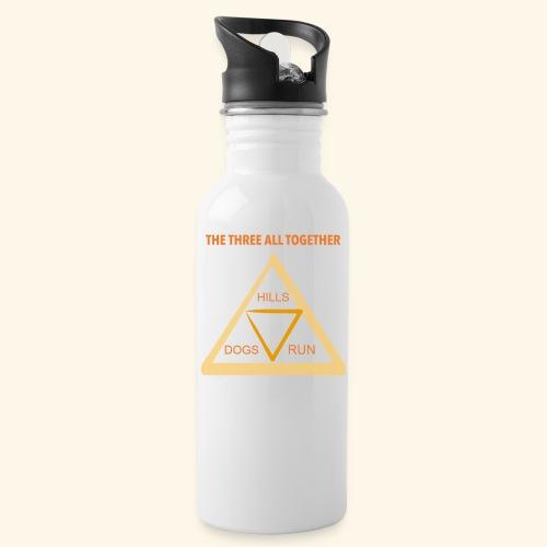 Run4Dogs Triangle - Water Bottle