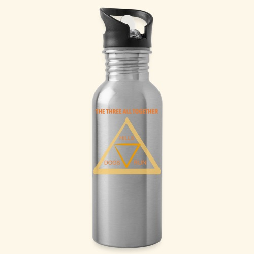 Run4Dogs Triangle - Water Bottle