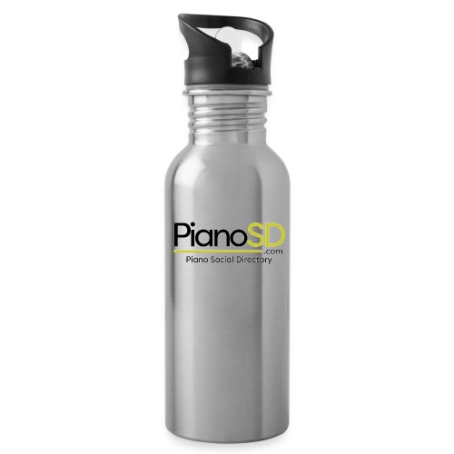 1 Logo-Transparent-1200x1 - Water Bottle