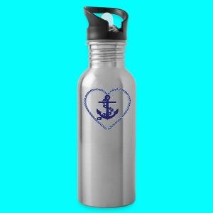 Forever Anchored - Water Bottle