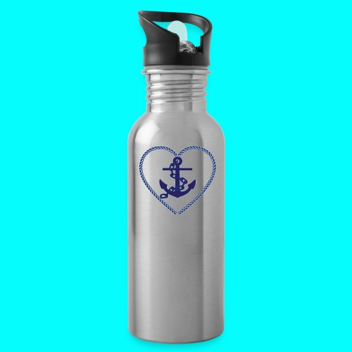 Forever Anchored - Water Bottle