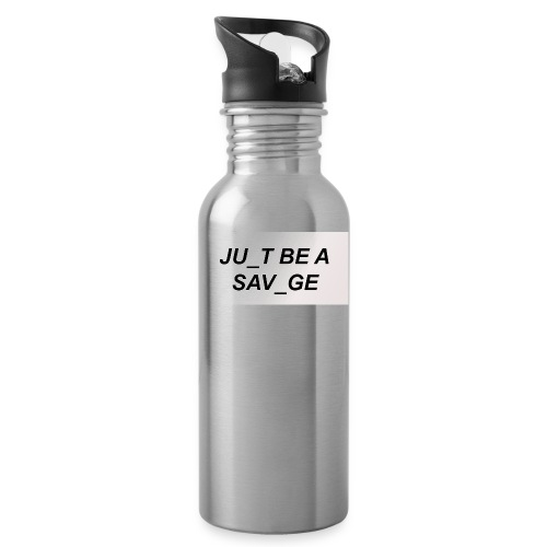 JU_T B A SVG - Water Bottle