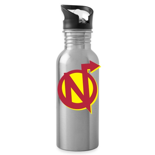 NerdarchyLogo - Water Bottle