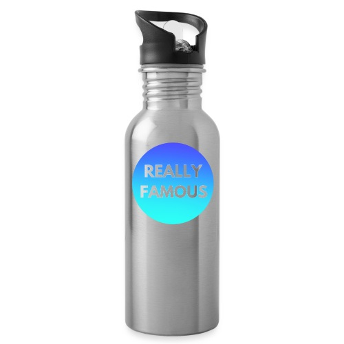 Really Famous - Water Bottle