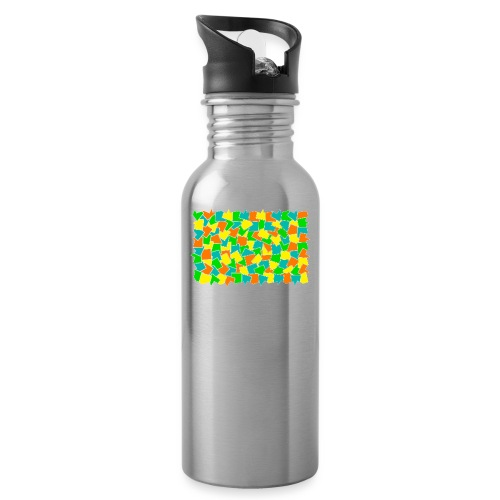 Dynamic movement - Water Bottle