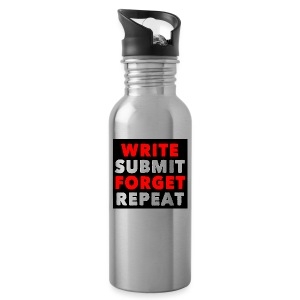 Write Submit Forget Repeat (Accessories) - Water Bottle