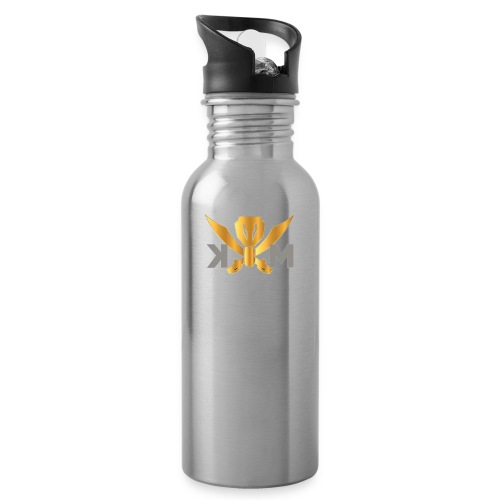 Channel logo - Water Bottle