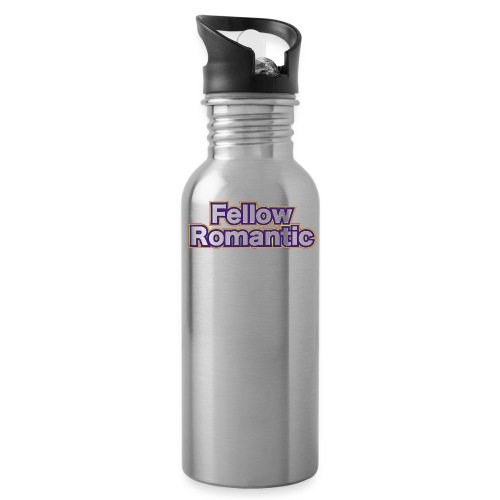 Fellow Romantic - Water Bottle