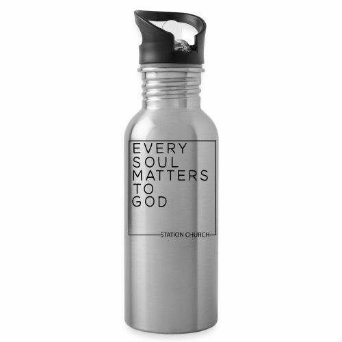 ESMTG Black - Water Bottle