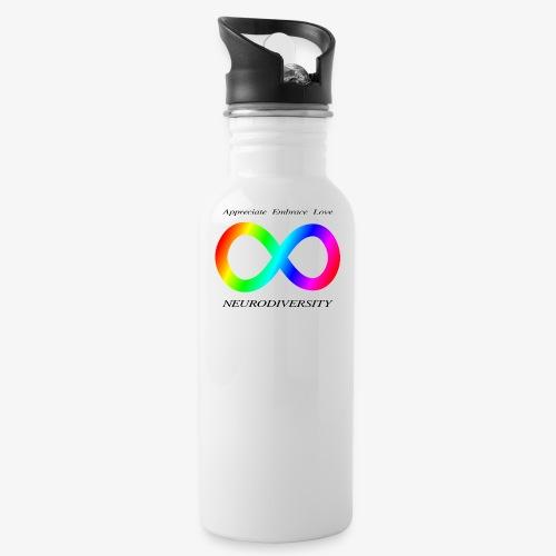 Embrace Neurodiversity - Water Bottle