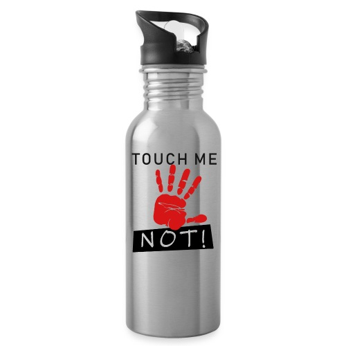 touch me not - Water Bottle