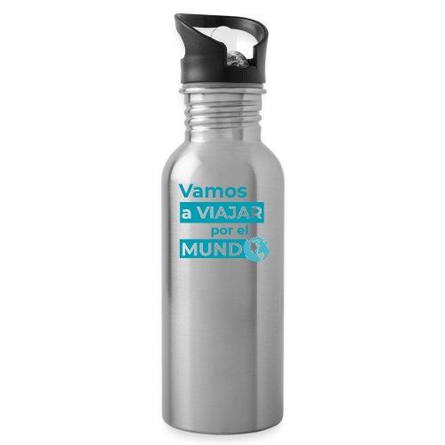 Vamos a viajar por el mundo - Water Bottle