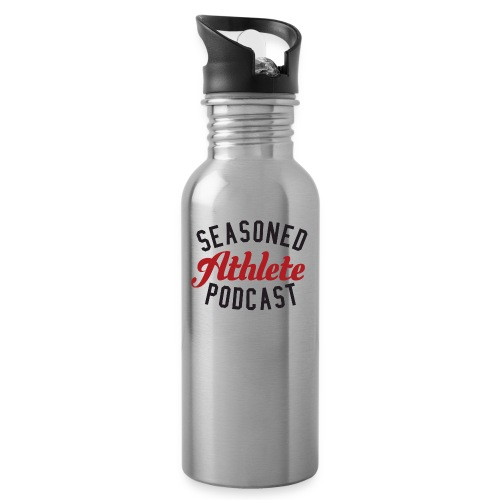 Seasoned Athlete Podcast - Water Bottle
