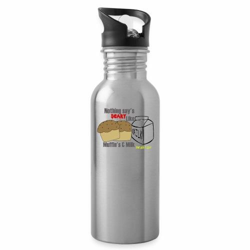 muffins & milk accessories - Water Bottle