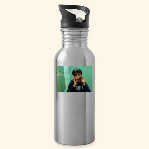 Pj Vlogz Merch - Water Bottle