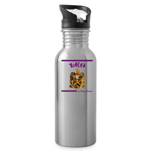 LEO PURPLE - Water Bottle