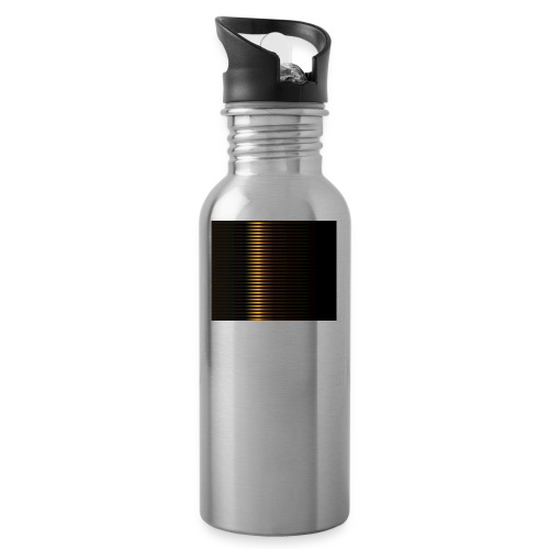 Gold Color Best Merch ExtremeRapp - Water Bottle