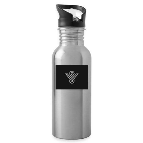 zak's merch - Water Bottle