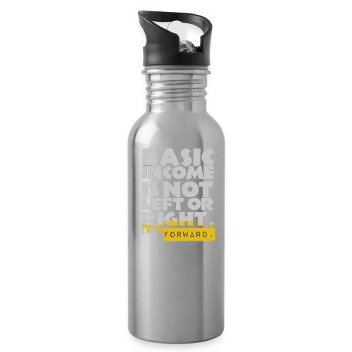 UBI is not Left or Right - Water Bottle