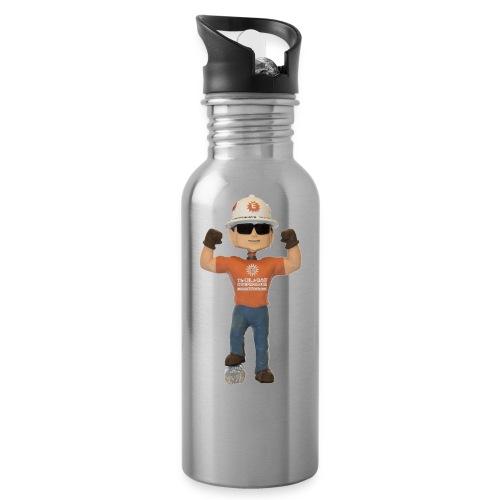 Derrick Wells - Water Bottle