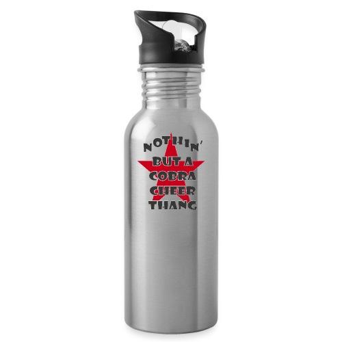 It's A Cobra Thang - Water Bottle