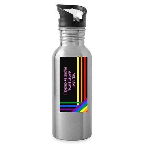 YESIAMPROUD - Water Bottle