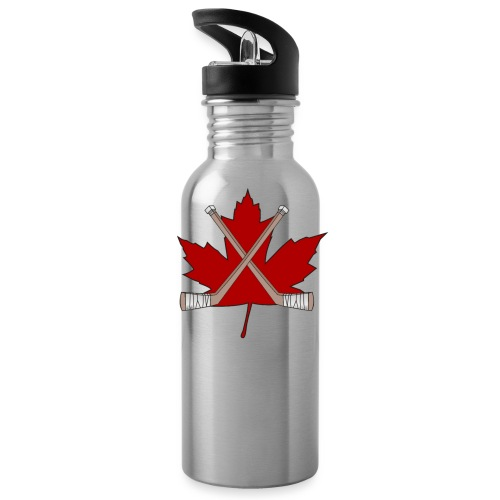 Hoser Logo Large - Water Bottle