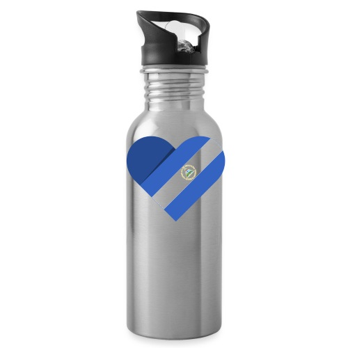 Dreams 2 Acts Heart Logo - Water Bottle