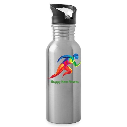 LiveFitLiveHappy - Water Bottle