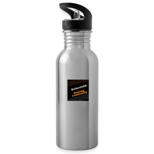 Sciecne58 1 - Water Bottle